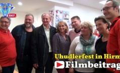 Uhudlerfest in Hirm