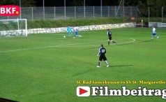 SC Bad Sauerbrunn vs SV St. Margarethen