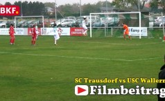 SC Trausdorf vs USC Wallern