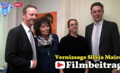 Vernissage Silvia Maire