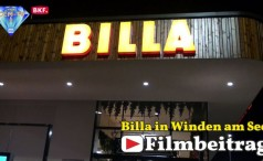 Neue Billa Filiale in Winden am See