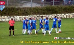 SC Bad Sauerbrunn : ASK eco-puls Horitschon