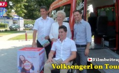 Volksengerl on Tour