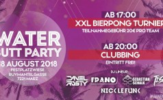 XXL Bierpong Turnier in Marz am 18. August 2018