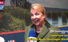 Interview mit BM Mag. Beate Hartinger-Klein
