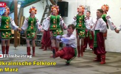 Ukrainische Folklore in Marz