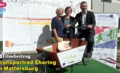 Transportrad Sharing in Mattersburg