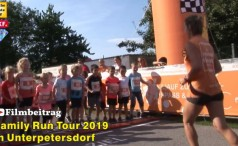 Family Run Tour 2019 in Unterpetersdorf